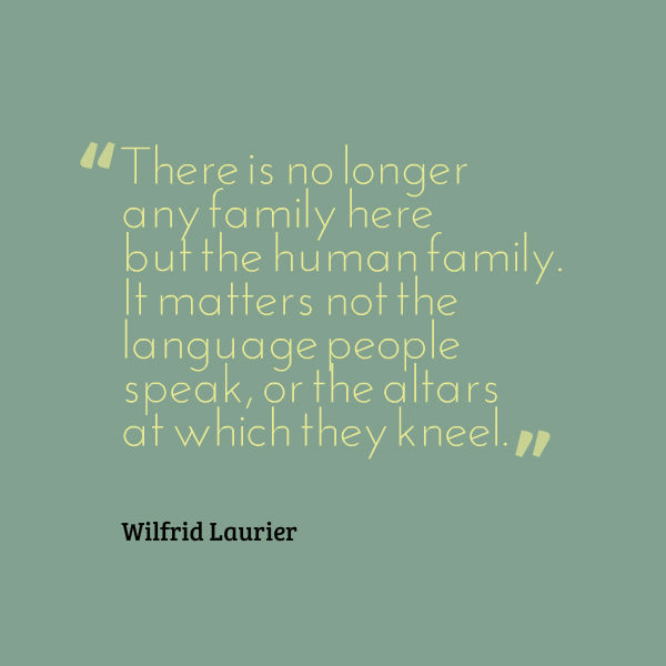 quote laurier