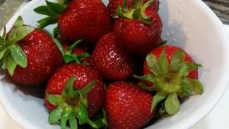 Wonderful fresh Maltese strawberries - add your choice of fruit