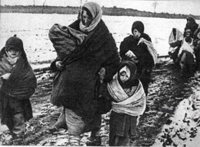 Crimean deportation